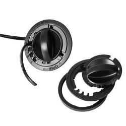 Podwójny zestaw CO2 Aquario BLUE TWIN Standard (z butlą 5l)