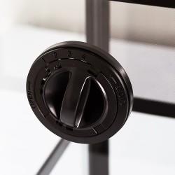 Podwójny zestaw CO2 Aquario BLUE TWIN Standard (z butlą 7l)