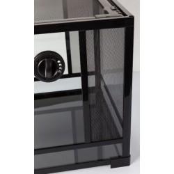 Tło akwarystyczne czarne (Folia ploterowa czarna oracal) 0,1mb