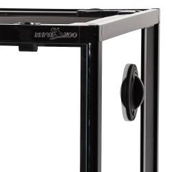 Tło akwarystyczne niebieskie (Folia ploterowa niebieska oracal) 0,1mb