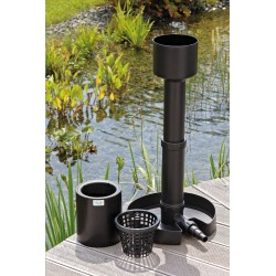 Zestaw CO2 Aquario BLUE Professional (z butlą 2l)