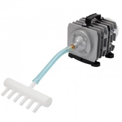 Bazalt 2-4mm 2kg - żwir bazalt kolorowy