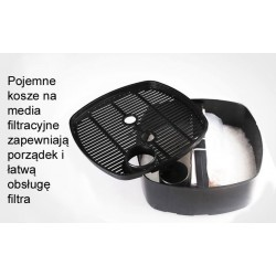 Terrario LavaCave L - jaskinia miska w skale 35x17x14cm