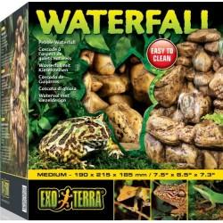 Terrario LavaCave XL - jaskinia miska w skale 45x23x20cm