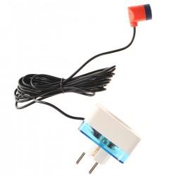 Yusee Roślina - Anubias na korzeniu 15x10x22