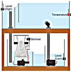 Yusee Dekoracja - Koralowce L 38x18x26cm