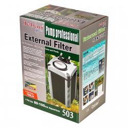 SunSun HGR-380 - Akwarium zestaw czarny 29l