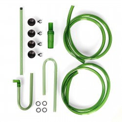 SunSun HGR-600 - Akwarium zestaw czarny 72l