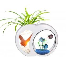 Glass Orb II - Szklana kula z podstawką 4l