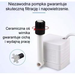 Hsbao HSB-1500 - pompa 4000l/h