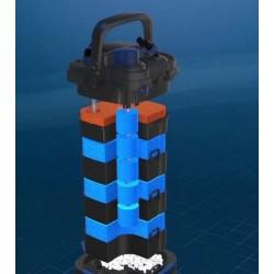 EHEIM Professionel 4+ 350 filtr zewnętrzny z wkładami filtracyjnymi