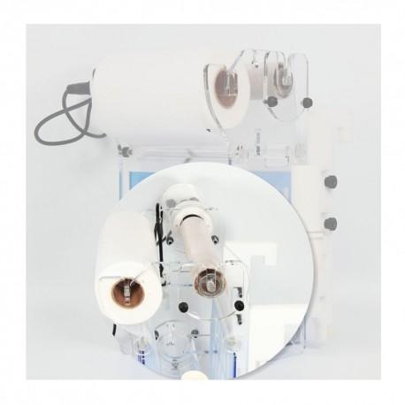 Hang-On szklany termometr podwieszany 8mm (czerwone opakowanie)