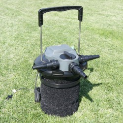 HM-9101 Pompa ogrodowa (fontannowa) 5000l/h