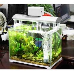 Aquael Leddy Slim 10W Duo Sunny&Plant Czarny